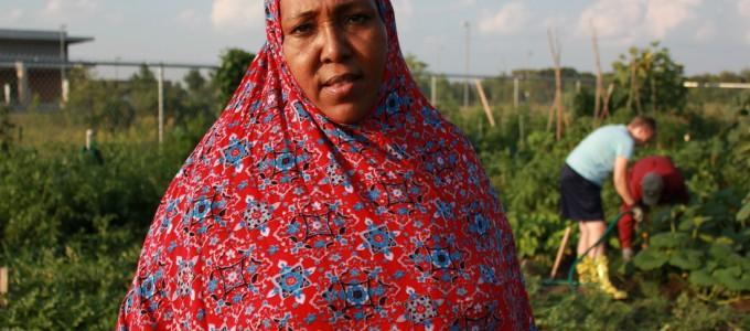 Gardener Halima